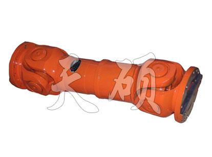 星形弹性联轴器型号_大伸缩单型万向联轴器,万向联轴器-天硕联轴器